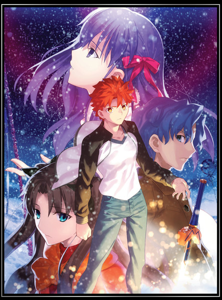 Fate/Stay Night Heaven's Feel I. Presage Flower Limited Edition Blu-ray
