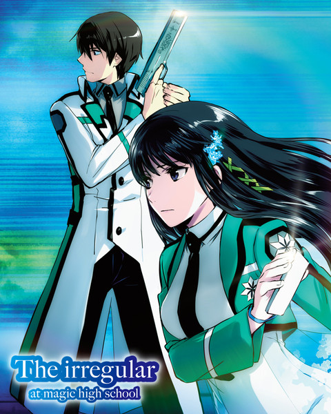 The Irregular at Magic High School Complete Box Set Blu-ray