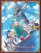 Record of Grancrest War Blu-ray Volume 2