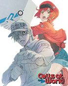 Cells at Work! Blu-ray