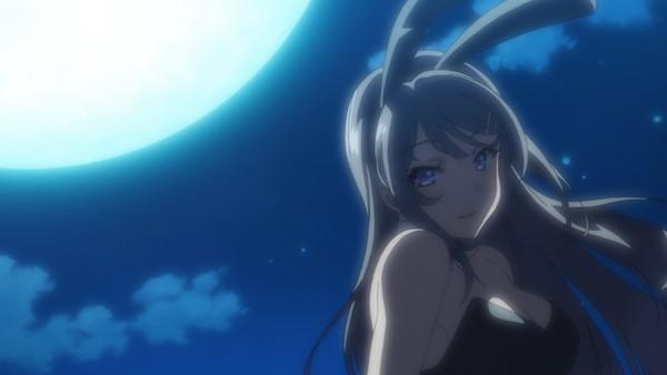 Rascal Does Not Dream of Bunny Girl Senpai Blu-ray
