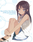 Rascal Does Not Dream of Bunny Girl Senpai Blu-ray