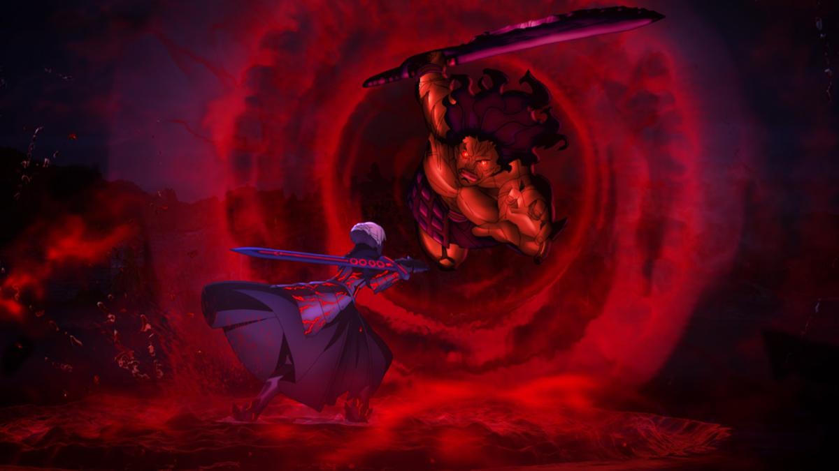 Fate/Stay Night Heaven's Feel II. lost butterfly Blu-ray