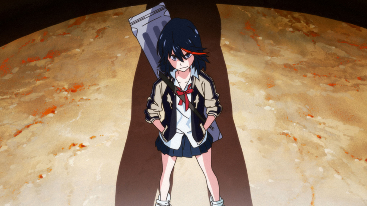 KILL la KILL Complete Box Set Blu-ray