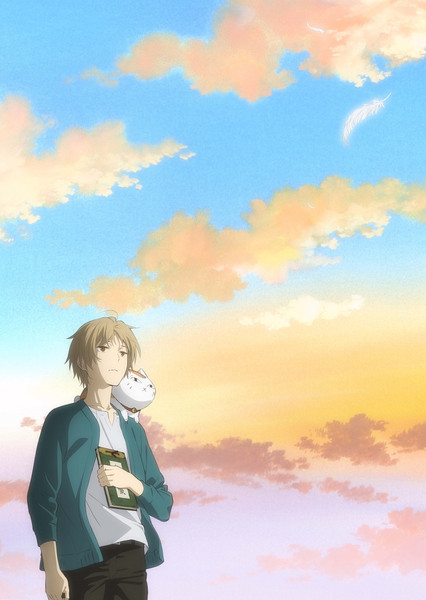Natsume Yujin-cho The Movie Ephemeral Bond Blu-ray