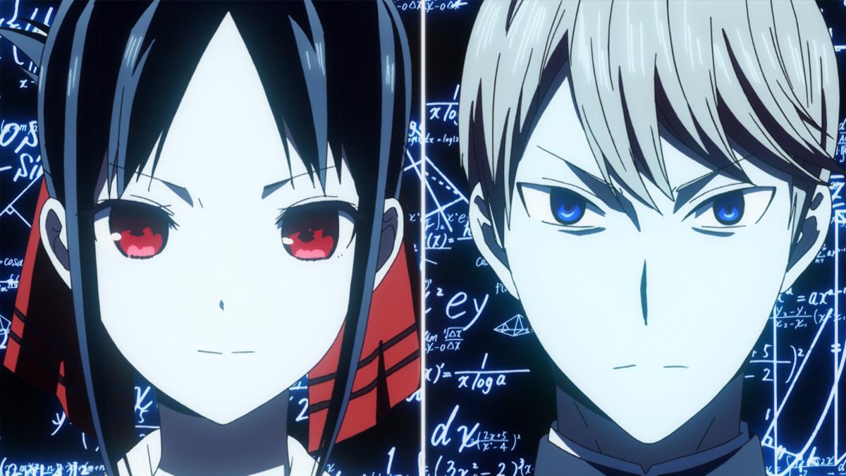 Kaguya-sama Love Is War Blu-ray