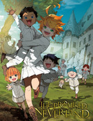 The Promised Neverland Blu-ray