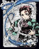 Demon Slayer Kimetsu no Yaiba Volume 1 Limited Edition Blu-ray
