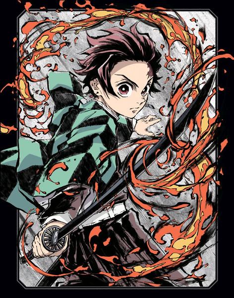 Demon Slayer Kimetsu no Yaiba Volume 2 Limited Edition Blu-ray