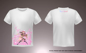 Magia Record - Iroha Tamaki T-shirt M