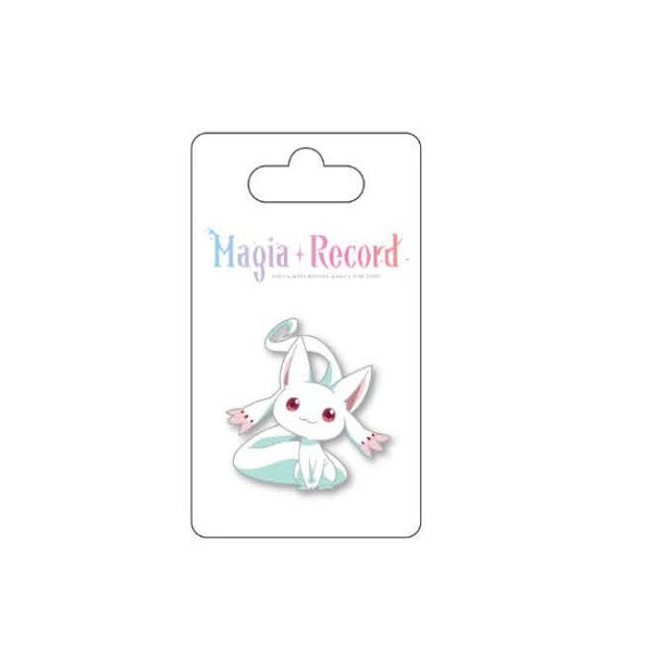 Kyubey Magia Record Pin
