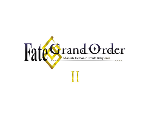 Fate/Grand Order Absolute Demonic Front Babylonia Box Set II Blu-ray