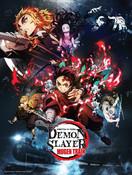 Demon Slayer Kimetsu no Yaiba The Movie Mugen Train Wall Scroll B