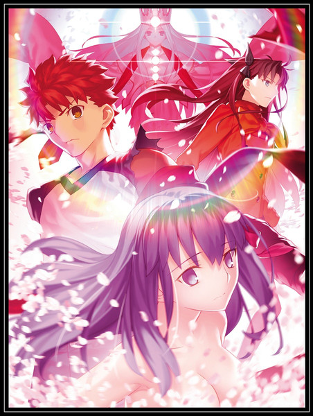 Fate/Stay Night Heaven's Feel III. spring song Limited Edition Blu-ray