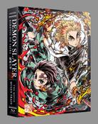 Demon Slayer Kimetsu no Yaiba The Movie Mugen Train Limited Edition Blu-ray