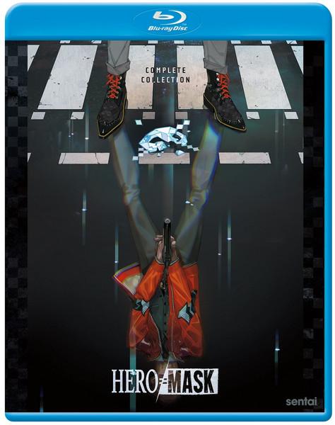 Hero Mask Blu-ray