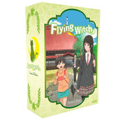 Flying Witch Premium Edition Box Set Blu-Ray/DVD