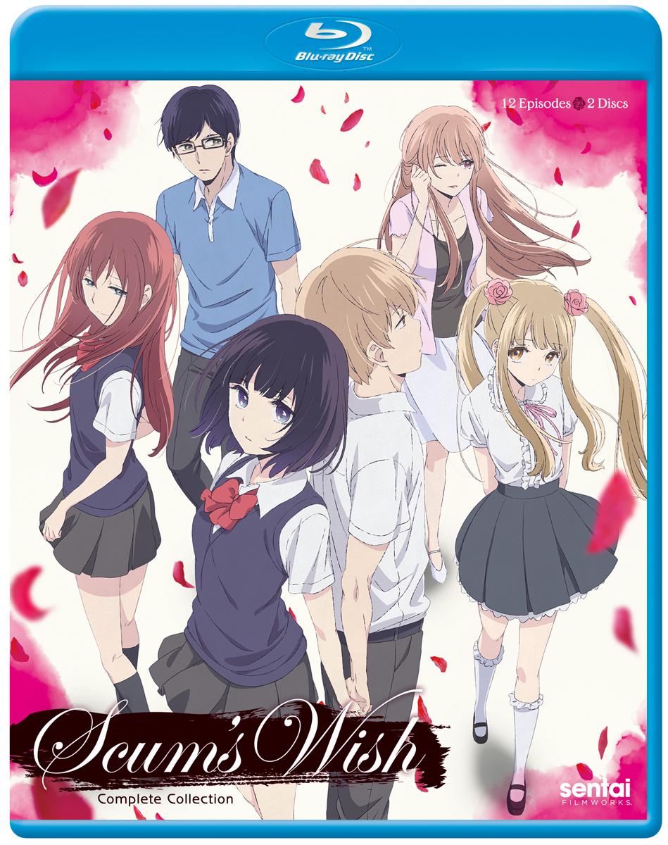 Scum's Wish Blu-ray
