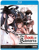 The Book of Bantorra Complete Collection Blu-ray