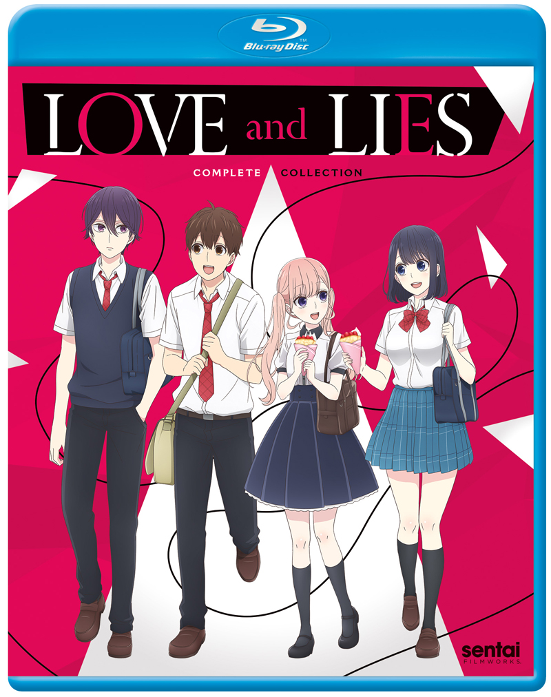 Love and Lies Blu-ray 816726020228