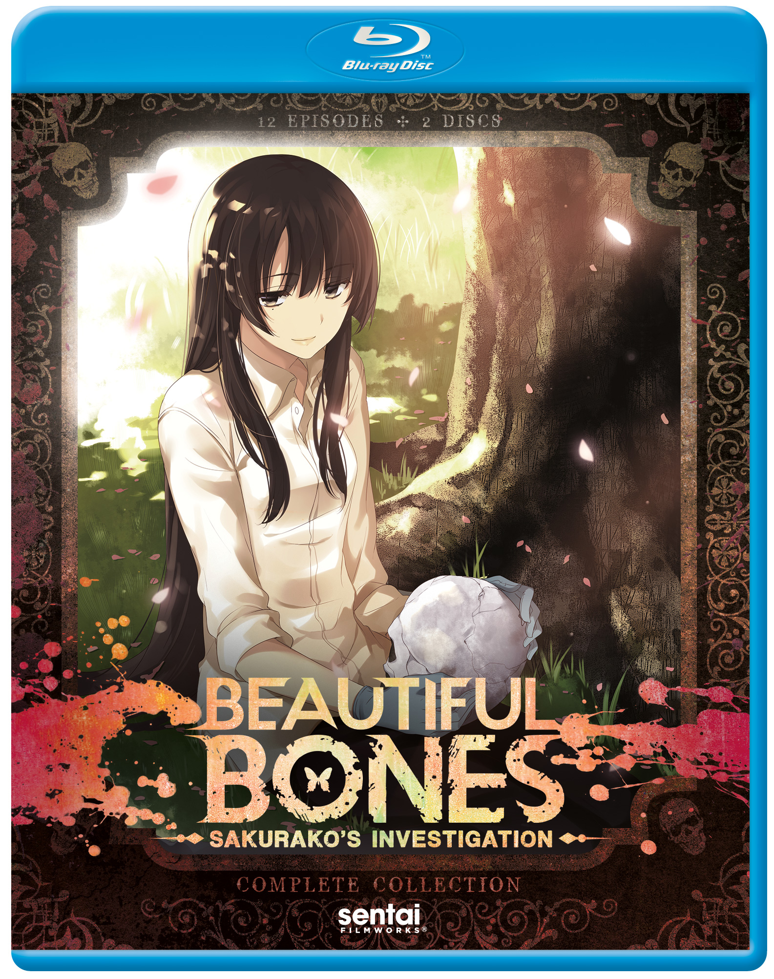 Beautiful Bones Sakurako's Investigation Blu-ray 816726020303