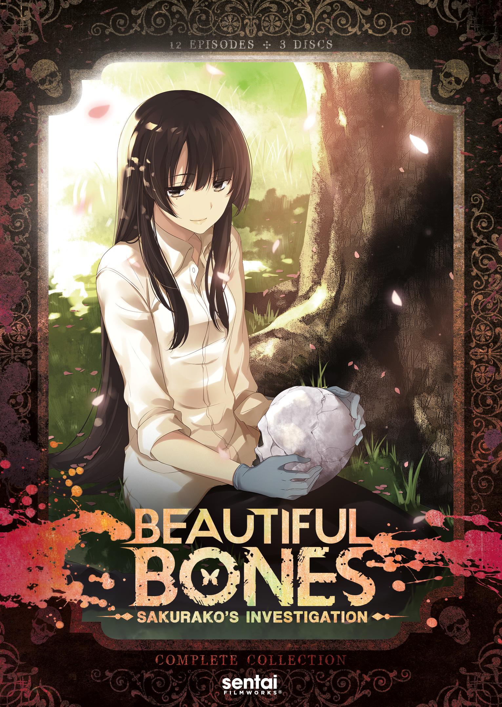 Beautiful Bones Sakurako's Investigation DVD 816726020402