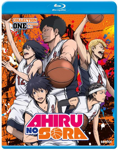 Ahiru no Sora Collection 1 Blu-ray