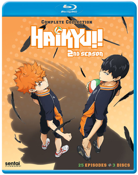 Haikyu!! Season 2 Blu-ray