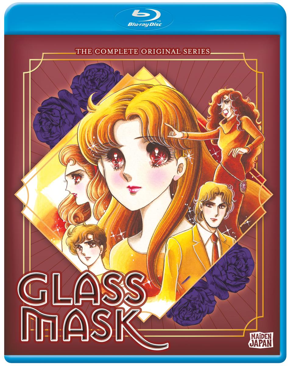 Glass Mask Blu-ray 816726020525
