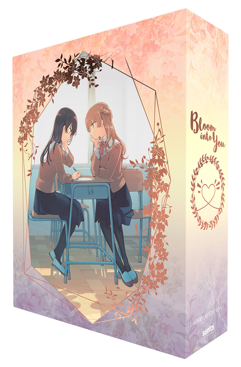 Bloom Into You Premium Box Set Blu-ray