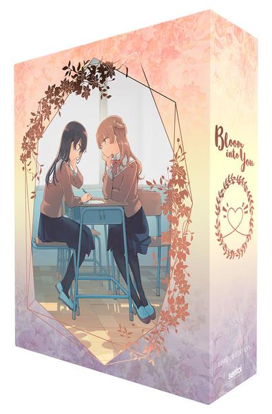 Bloom Into You Premium Box Set Blu-ray