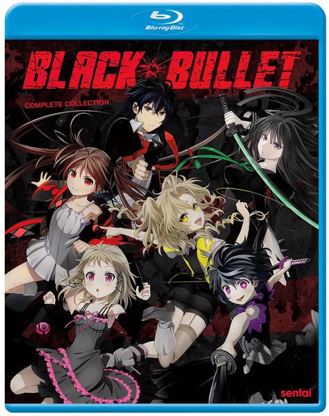 Black Bullet Blu-ray
