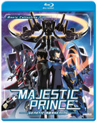 Majestic Prince Genetic Awakening Blu-ray