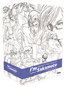 Haven't You Heard? I'm Sakamoto Premium Edition Box Set Blu-Ray/DVD