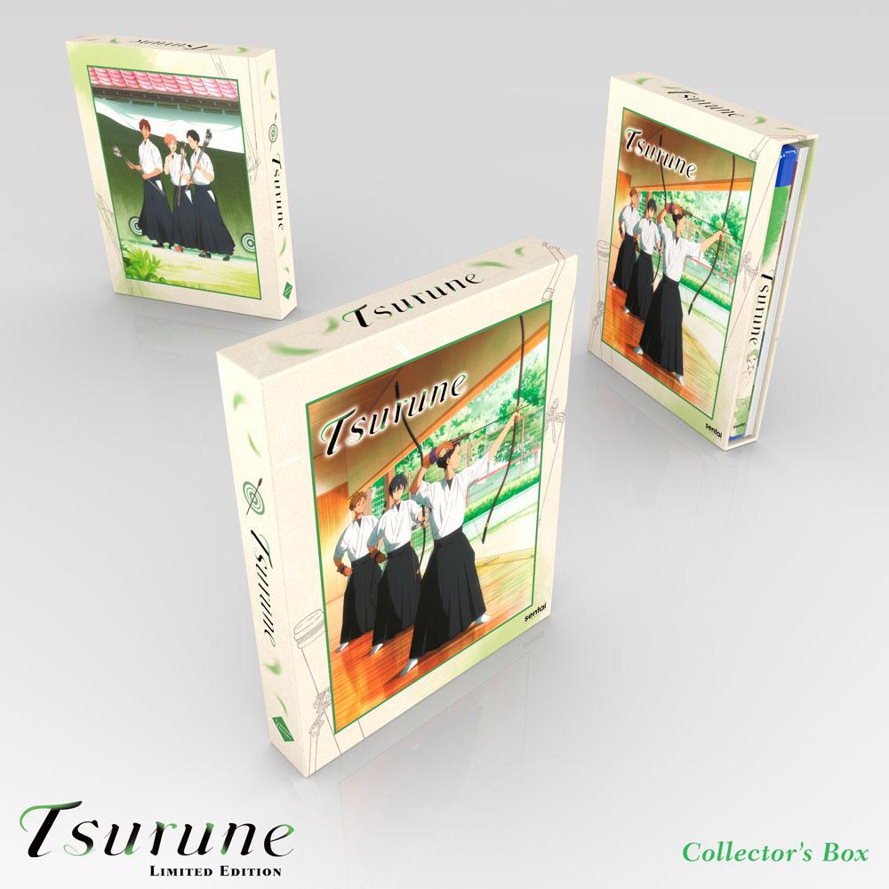 Tsurune Premium Box Set Blu-ray