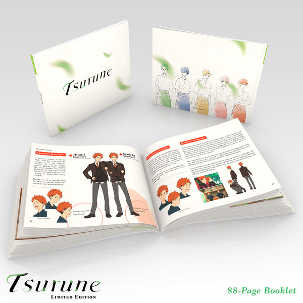 Tsurune Premium Box Set Blu-ray