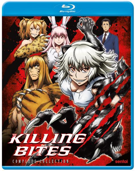 Killing Bites Blu-ray