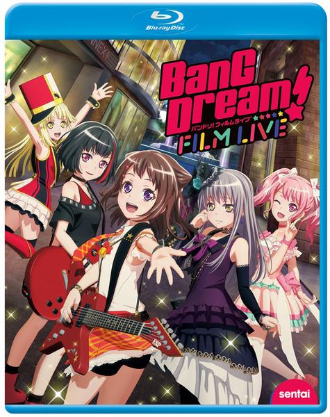 BanG Dream! Film Live Blu-ray