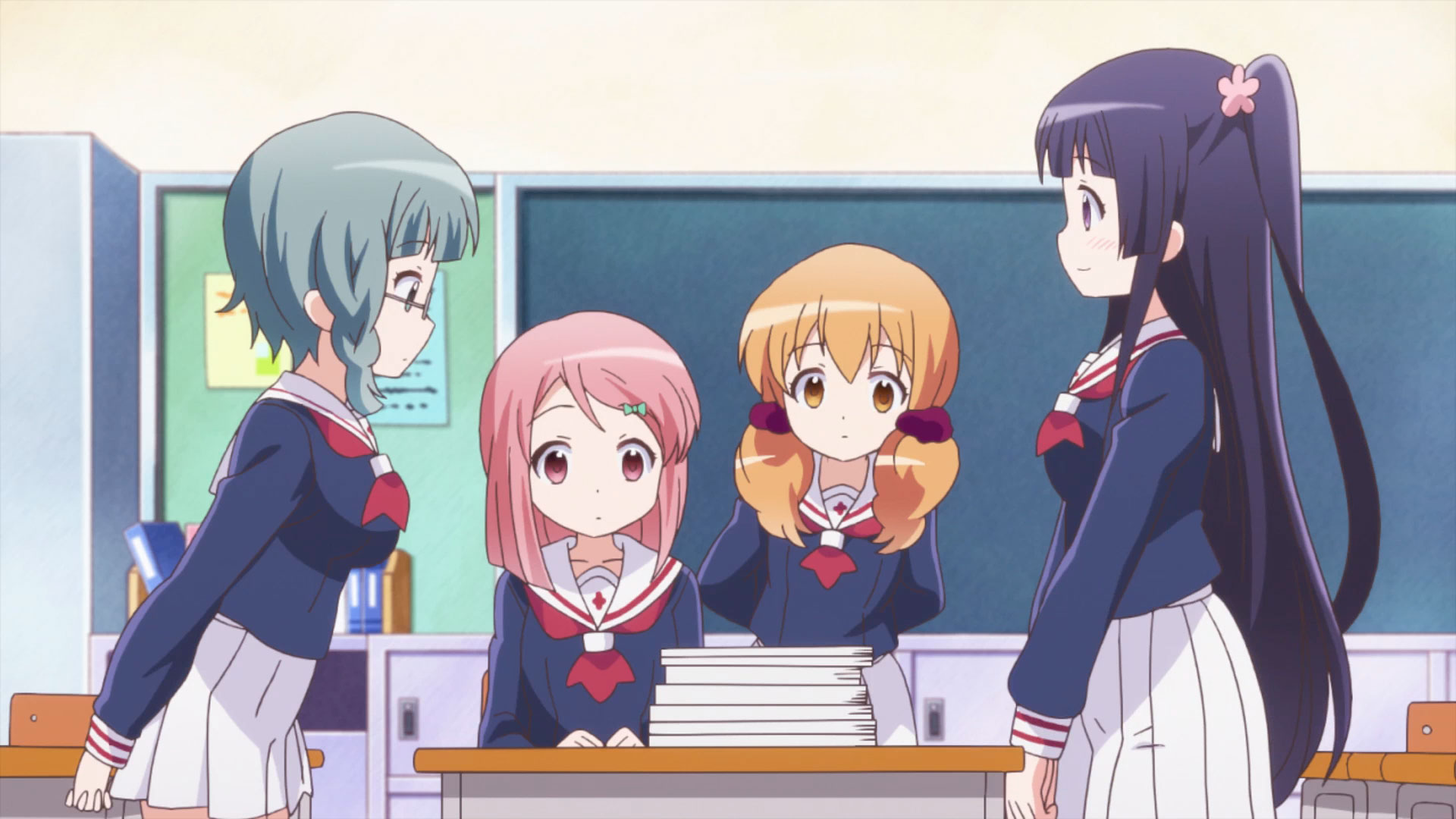 Wakaba Girl Blu-ray