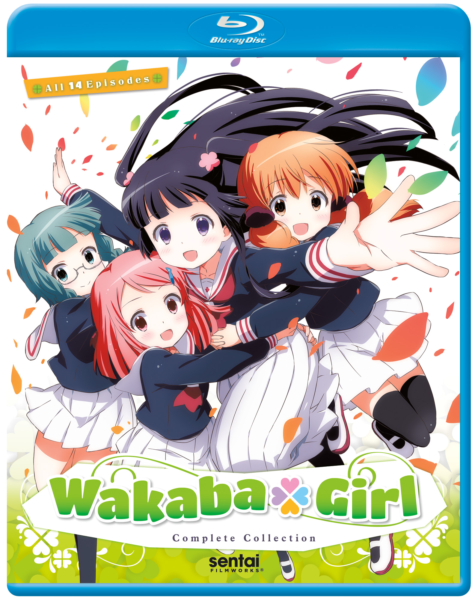 Wakaba Girl Blu-ray 816726021409