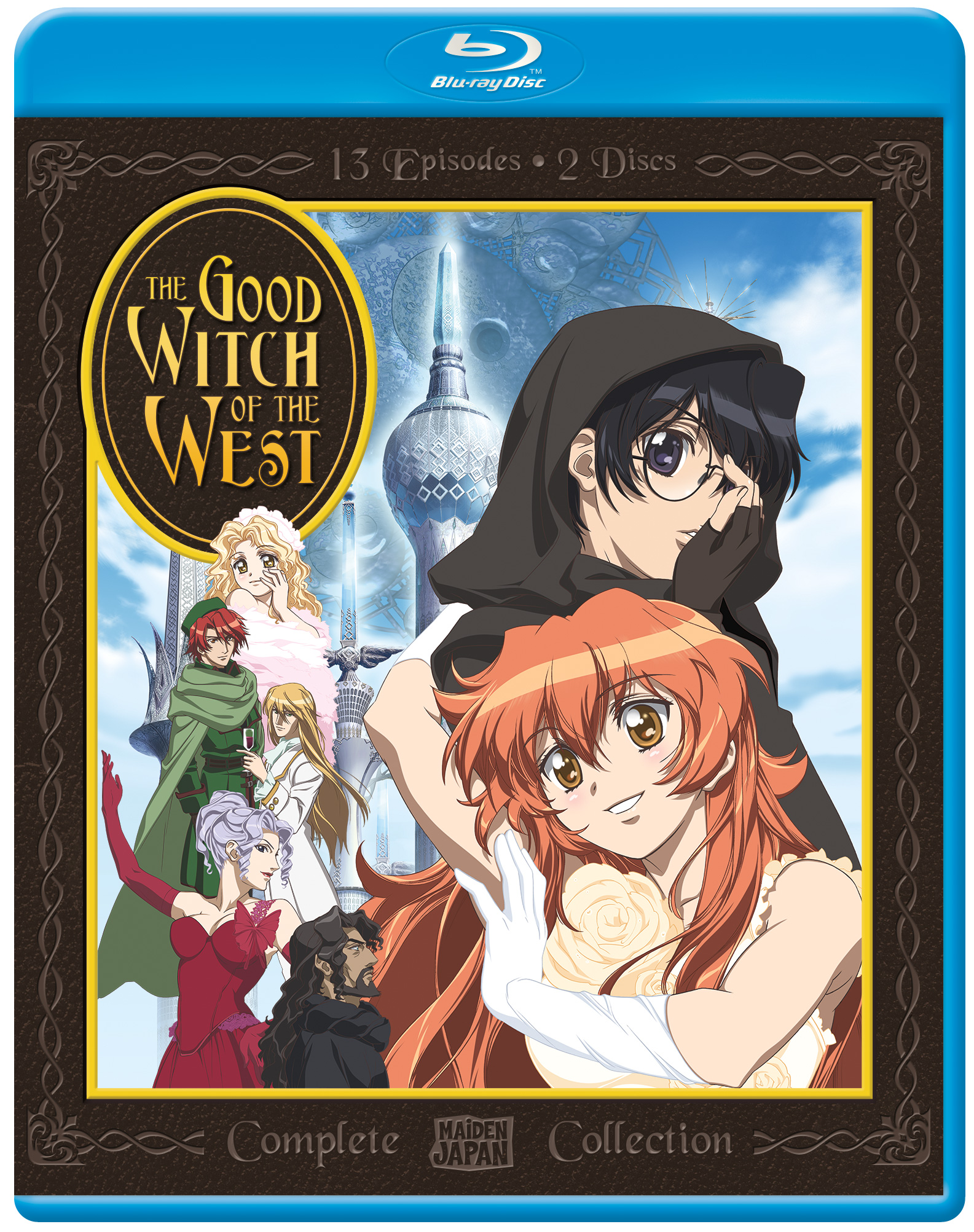 Good Witch of the West Blu-Ray 816726021416