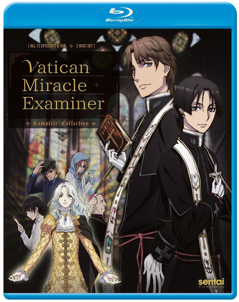 Vatican Miracle Examiner Blu-ray 816726021423