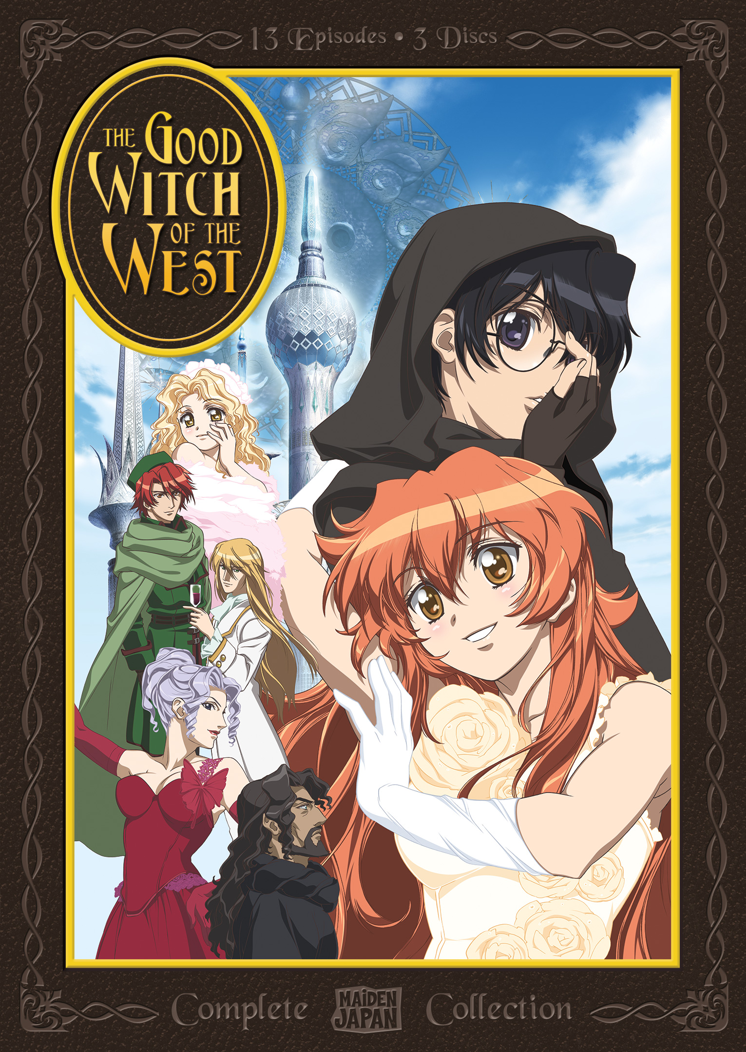 Good Witch of the West DVD