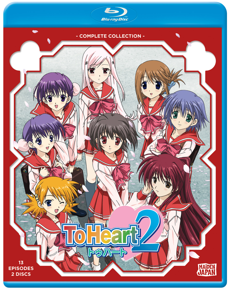 To Heart 2 Blu-ray 816726021713