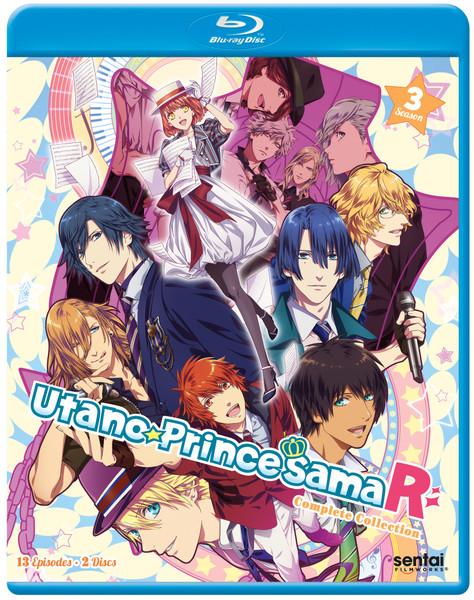 Uta no Prince-Sama Revolutions Season 3 Blu-ray