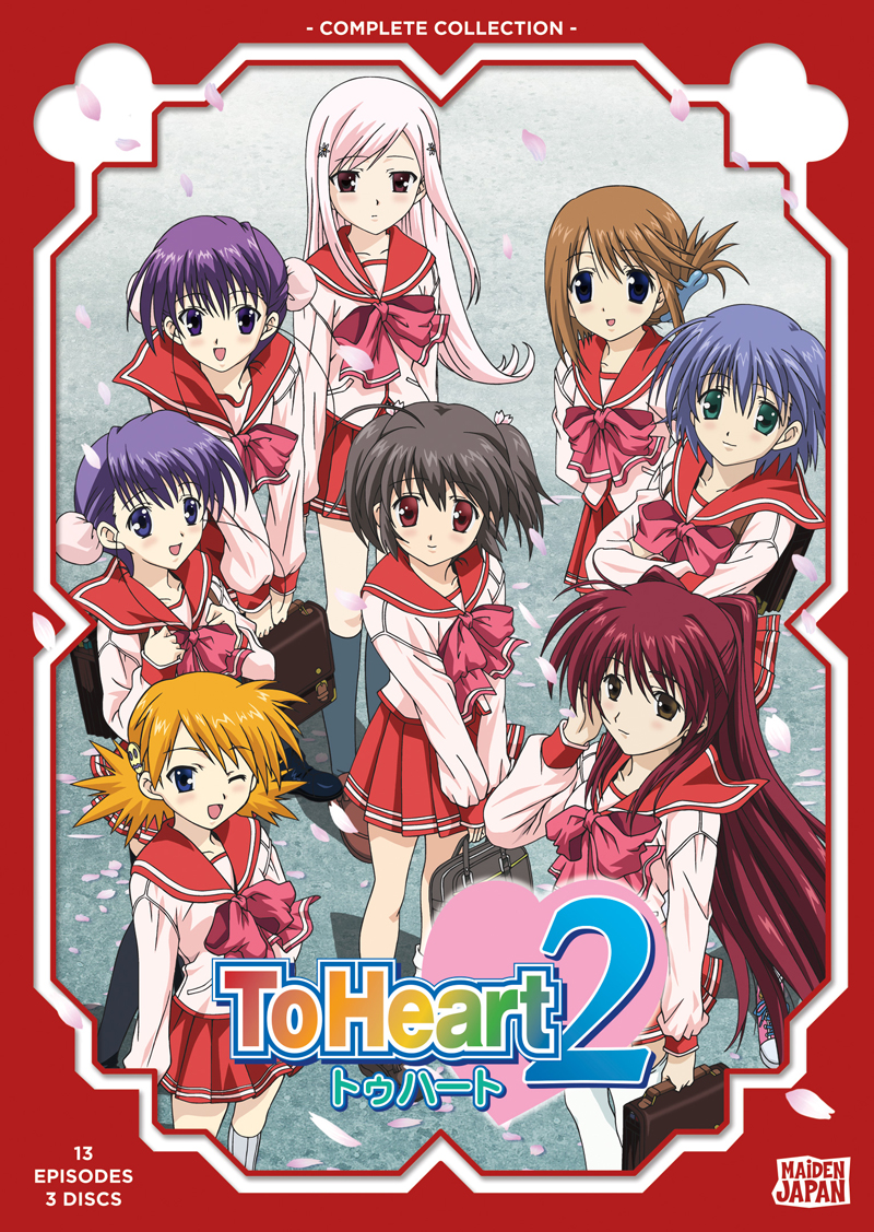 To Heart 2 DVD