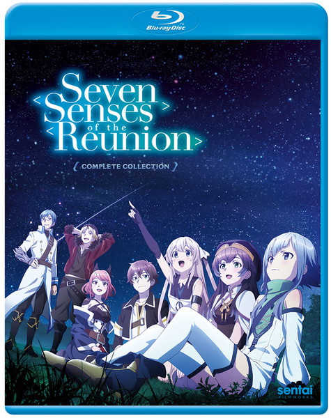 Seven Senses of the Re'Union Blu-ray