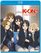 K-ON! Ultimate Collection Blu-ray