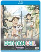 Den-noh Coil Complete Collection Blu-ray