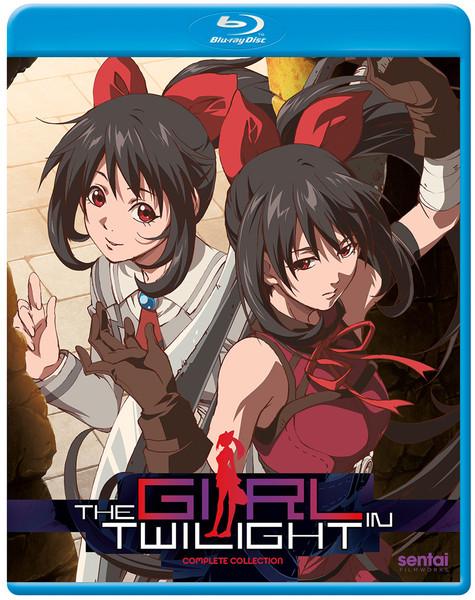 The Girl in Twilight Blu-ray